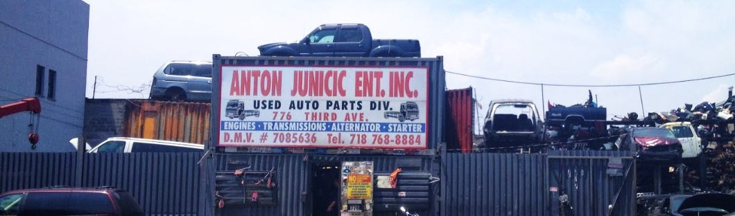 Anton Junicic Ent. Inc, Brooklyn Used Auto Parts